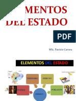 5- Elementos Estado