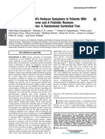 A Diet Low in FODMAPs Reduces Symptoms in Patients With IBS