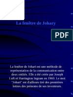 Fenetre de Johari