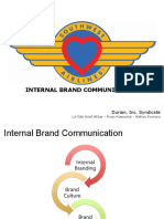 Southwest Airlines - Internal Branding Communications