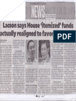 Philippine Daily Inquirer, Mar. 18, 2019, Lacson says House itemized funds actually realignment to favored districts.pdf