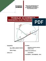 Trabajo Academico-Ingeniería Electromagnetica i.
