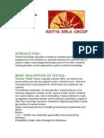 Aditya Birla Group Profile