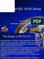 Introduction of ISOtc211