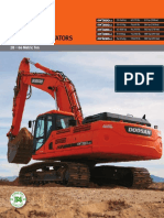 Doosan DX300LC Service Manual