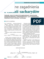 [Danuta Kamińska] Wybrane zagadnienia z chemii sacharydów (05.2007)