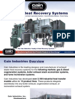 Heat Recovery systems from cairns