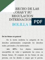 El Derecho de Las Cosas y Su Regulacion Bolilla 10