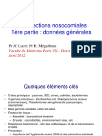 DCEM nosocomiale 1