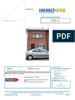 Immoweb Dossier 7978833