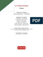 Les Disques Rouges Catalogue 2017.pdf