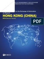Hong Kong (China) Second Round Peer Review Report