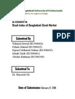 Stock Index of Stock Market in Bangladesh.pdf