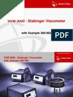 SVM 3000 Presentation