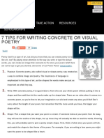 7 Tips for Writing Concrete or Visual Poetry | Power Poetry.pdf