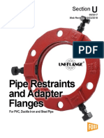 adapter flange for PVC AWWA C900.pdf