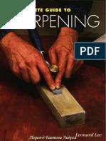 Complete Guide Sharpening Leonard Lee Ver.1.0