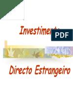 Investimento Direct Oe Strange i Ro