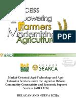 Farmers Modernization Agriculture