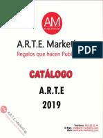 Catálogo Arte - Arte Marketing Publicidad
