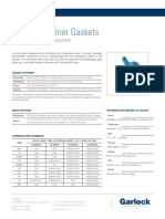 Garlock GSK 3-86 Strainer Gasket 04.2017 en-NA
