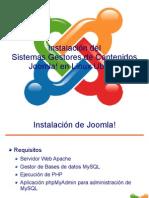 Instalacion Joomla