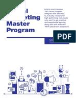 Digital Marketing Master project