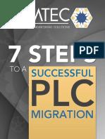CIMTEC eBook 7 Steps to a Succcessful PLC Migration
