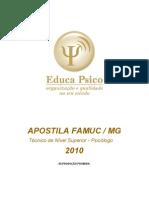 APOSTILA FAMUC MG