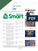 List of Smart 2019