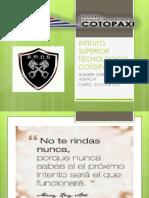 Almachi Cristian PISTONES