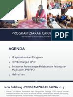 Slaid Program Ziarah Cakna 2019