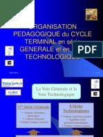 Présentation Orientation Fin de 2nde GT - Vers 1ère T Pour R2019