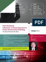 Data Modeling English