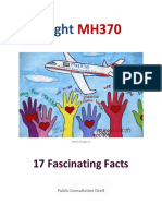 Malaysia Airlines Flight MH370 17 Fascinating Facts