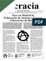 Acracia 0.3.2018