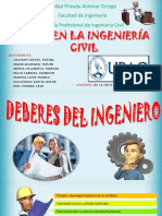 Etica en La Ingenieria Civil Exposicion Final)