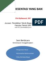 TEKNIK PRESENTASI YANG BAIK.pdf