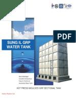 Grp Tank Data Sheet