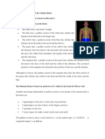 The Human Body and the Golden Ratio.docx