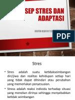 Konsep Stres Dan Adaptasi
