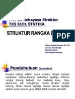 3 Struktur Rangka Batang