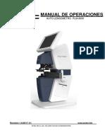 PLM-8000 Manual de Servicio.es