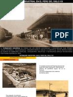 PATRIMONIO INDUSTRIAL DEL PERU