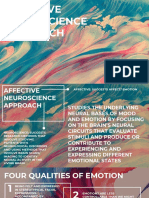 Affective Neuroscience Approach