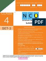 NCO grade 4 sample test paper