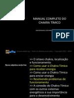 Manual Completo o Chakra Tímico