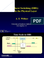 Chromatic & Polarization Mode Dispersion
