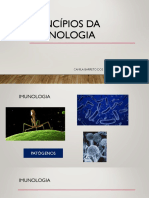 Princípios Da Imunologia 2017