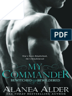 Bewitched and Bewildered 01 - My Commander - Alanea Alder.pdf